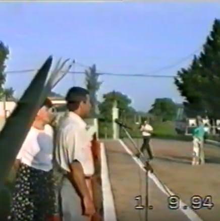 1994 год. Открытие школы в Торренсе.