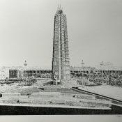 Картина. DETALLE DEL RATIO DEL PALACIO CENTRAL DE PIONEROS