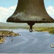 Открытка №5. Крепость Эль-Морро в Сантьяго-де-Куба.