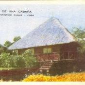 Индейская деревня, открытка 15