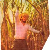 Фидель Кастро на сафре. Титул.
