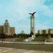 Гавана. Монумент «Мейн».
