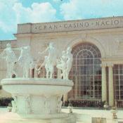 Гавана. Вход в казино Гранд Националь «Тропикана».