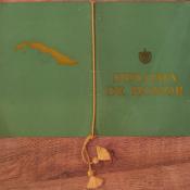 1965-09-24. Обложка грамоты Кузьмина В.А.