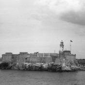 Крепость Эль-Морро осталась позади