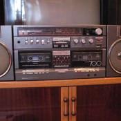 Sharp 700. 1985 год.