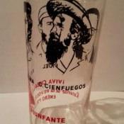 1959. Стакан в честь победы Кубинской революции. Ракурс 3.