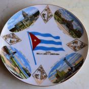 Тарелка, изготовлена до 1961 года