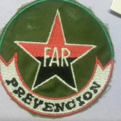 Шеврон FAR с парадки