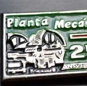 1987-1991. Брелок в честь 25-летия завода «Планта Механика». Ракурс 1.