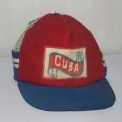 Кепка, куплена на Кубе