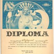 1975-11-20. Диплом «Балтики». День Нептуна.