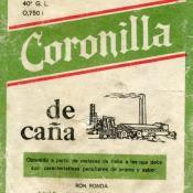 Кубинская водка Coronilla
