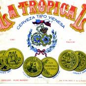 Пиво (сербеса) La tropical