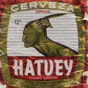 Пиво (сербеса) Hatuey, 12 градусов