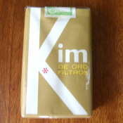 «Kim», с фильтром, вид спереди