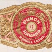 1968-1969. Коллекция наклеек на сигары, 35 экземпляр