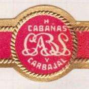 1968-1969. Коллекция наклеек на сигары, 57 экземпляр