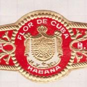 1968-1969. Коллекция наклеек на сигары, 69 экземпляр