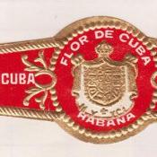 1968-1969. Коллекция наклеек на сигары, 80 экземпляр