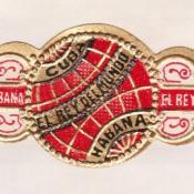 1968-1969. Коллекция наклеек на сигары, 88 экземпляр