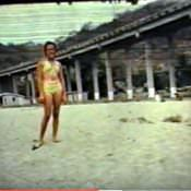 1976-1978. Пляж Кабанья