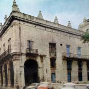 Дворец Сегундо Каво. 1770-1780. Гавана