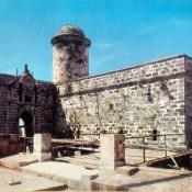 Крепость Хагуа. 1740-1745. Сьенфуэгос. Подъемный мост