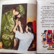 Кубинский учебник по чтению для 1 класса. Стр. 10-11