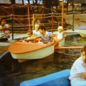Детский парк развлечений при въезде на 5 авениду