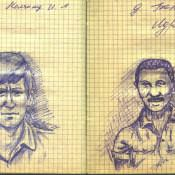 1977-1978. Армейский блокнот. Лист 11