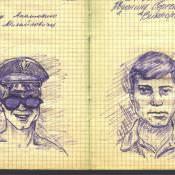 1977-1978. Армейский блокнот. Лист 12