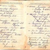 1974-1976. Армейский блокнот, лист 3