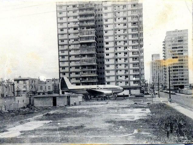 1977. Клуб «Авионсито», район Ведадо