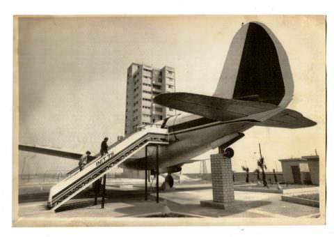 1975. Ночной клуб «Авионсито»