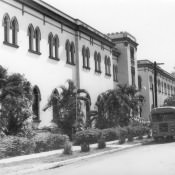 1973. Посольская школа в Гаване.