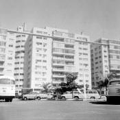 1967. Гостиница «Рио Мар», вид спереди