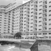 1976. Гостиница «Сьерра-Маэстра», бывшая «Росита», вид сзади