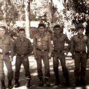 1979-1981.  Механы первой танковой роты