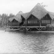 Индейская деревня