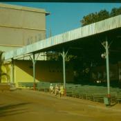 Советский кинотеатр в Роло. 1980 год.