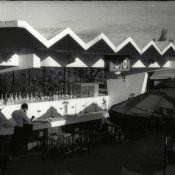 Задворки интерклуба в Роло. 1987
