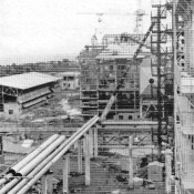 1990. Стройка никелевого завода Лас-Камариокас, фото 17