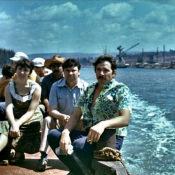 1977-1981. На «Барке» в Кайо-Моа