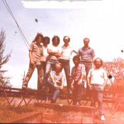 1982-1984. Группы «Ралли» и «Лос Дан».