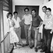 1989. Завод Пунта Горда, группа Авторского надзора, фото 11
