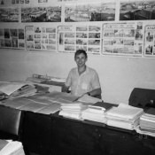 1989. Завод Пунта Горда, группа Авторского надзора, фото 17