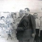 Визит Алексея Николаевича Косыгина, 1967 год, фото 4
