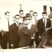 1963, 10-11 октября. Юрий Гагарин на Кубе.