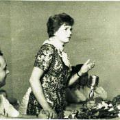 В.В. Терешкова, 8 октября 1963
